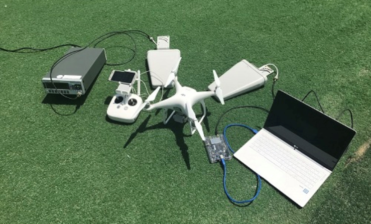 Anti-drone Technology for Anti-Terrorism Applications