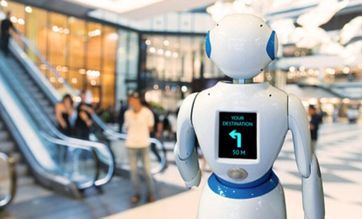 BotsAndUs 프로젝트, 고객서비스 향상을 위한 자율 로봇 개발