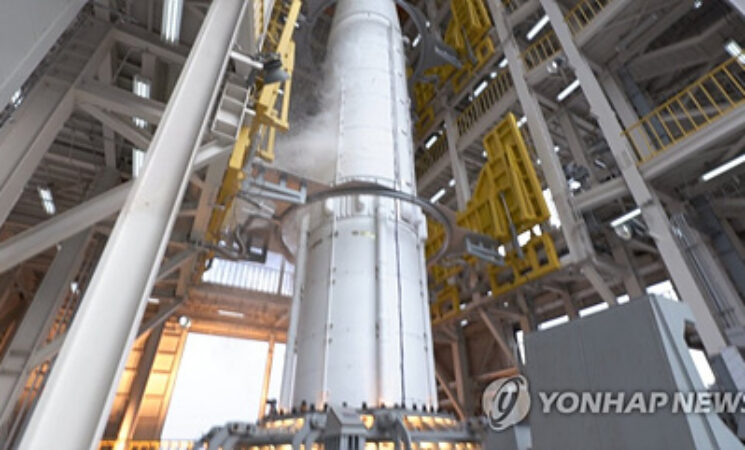 S. Korea to spend over 600 bln won on space projects this year