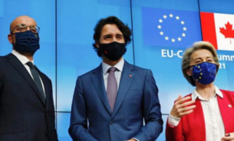 캐나다, Horizon Europe 준회원국 가입 협상 임박